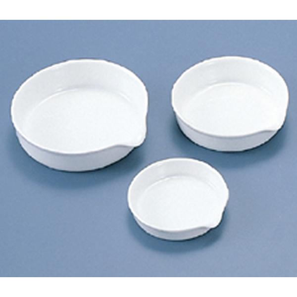 結晶などを取り出すための加熱用皿 誕生日プレゼント 蒸発皿 平底 75mmφ 全品送料無料 耐熱温度1100℃ 容量50mL