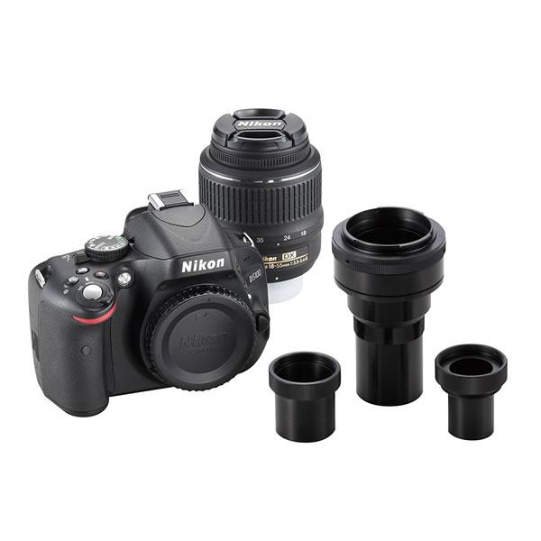 顕微鏡用一眼レフD画像システム D5300K(ニコン一眼レフ)