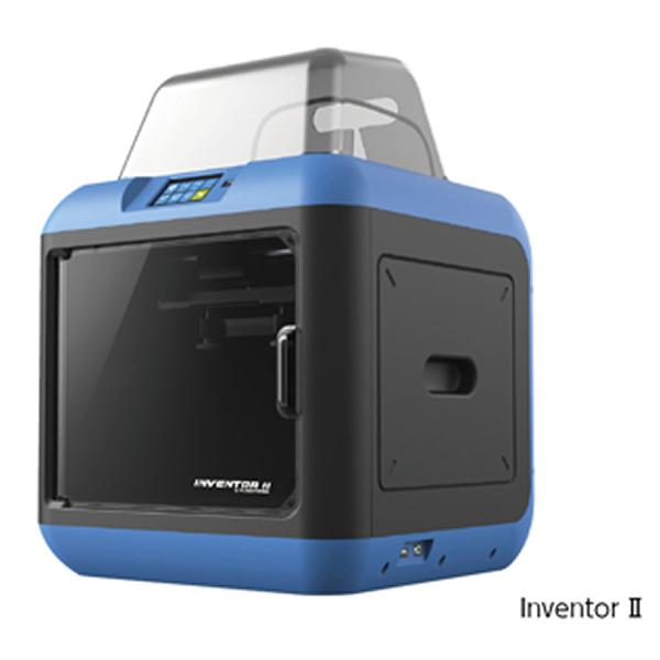 教育用3Dプリンタ Inventor ll