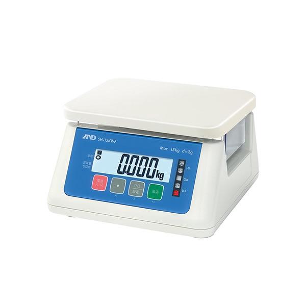 デジタル自動上皿はかり SH-3000WP