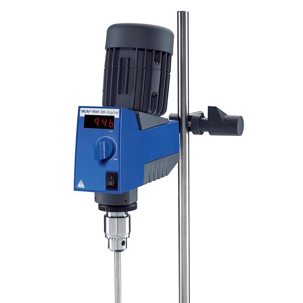 デジタル撹拌器 RW20