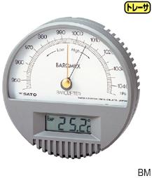 アネロイド気圧計 BM