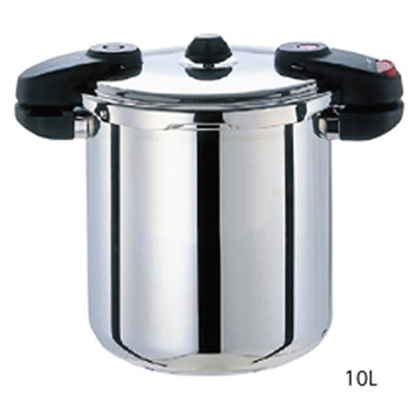 滅菌用圧力鍋 8L 230φ×190mm