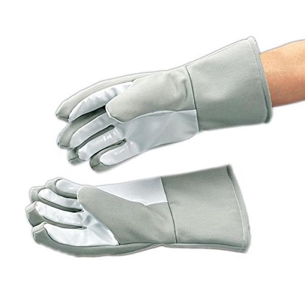 超低温用手袋1双 CGF-16 手の平滑り止め付