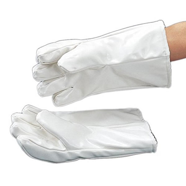 超低温用手袋1双 CGF-15 表面滑り止め付
