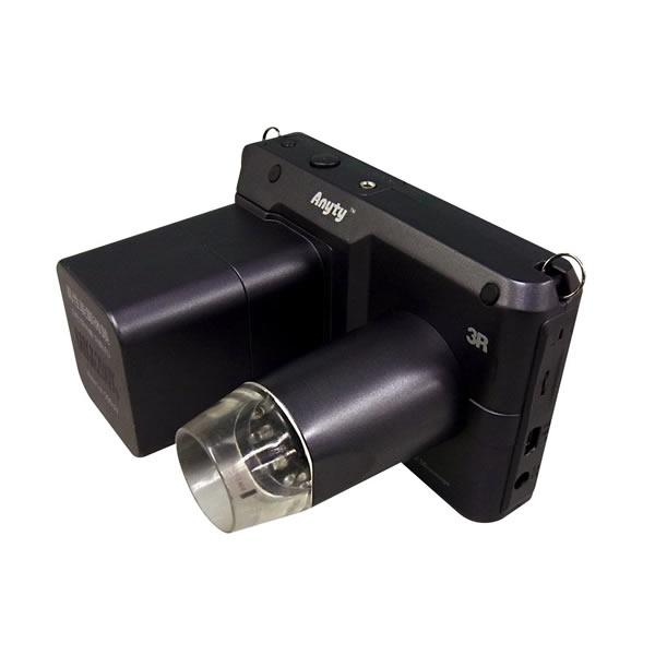 携帯式デジタル顕微鏡 ViewTer-500UV