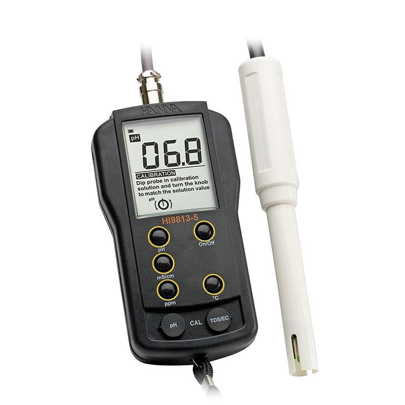 多機能計 HI-9813-5N