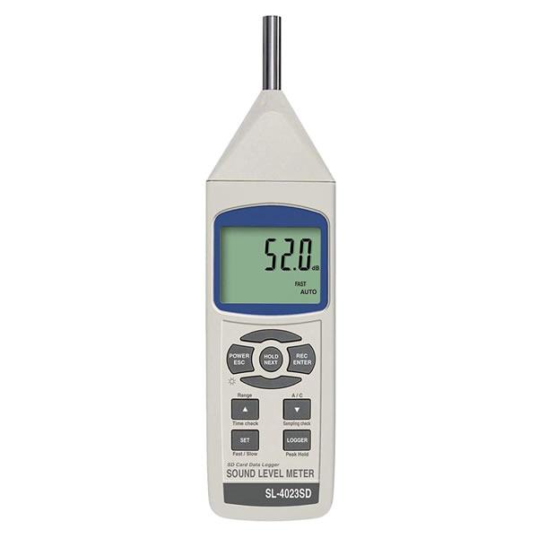 デジタル騒音計 SL-4023SD