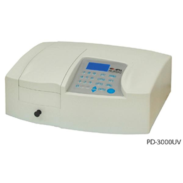 可視・紫外分光光度計 PD-3000UV