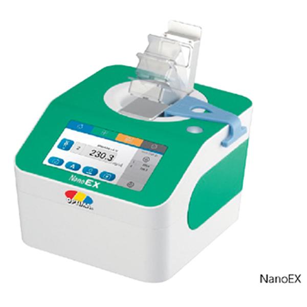 超微量分光光度計 NanoEX