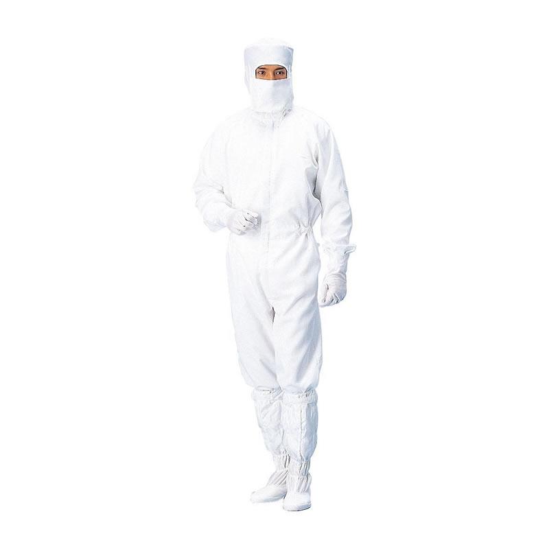 スーパークリーン無塵衣(フード付)4221C L