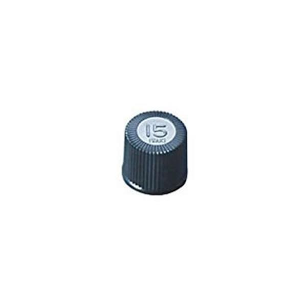 初売り ねじ口試験管用のキャップ ねじ口試験管用キャップ13 50個 トレンド IWAKI