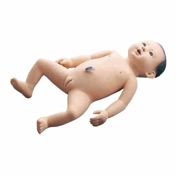 ニットー 多目的実習用新生児人形(女の子) NLM-026G