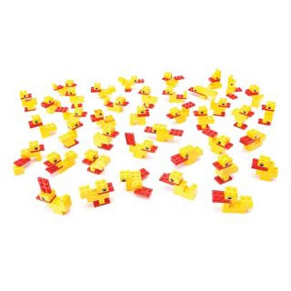 LEGO レゴ 「アヒル」(10個組)レゴエデュケーション導入キット2