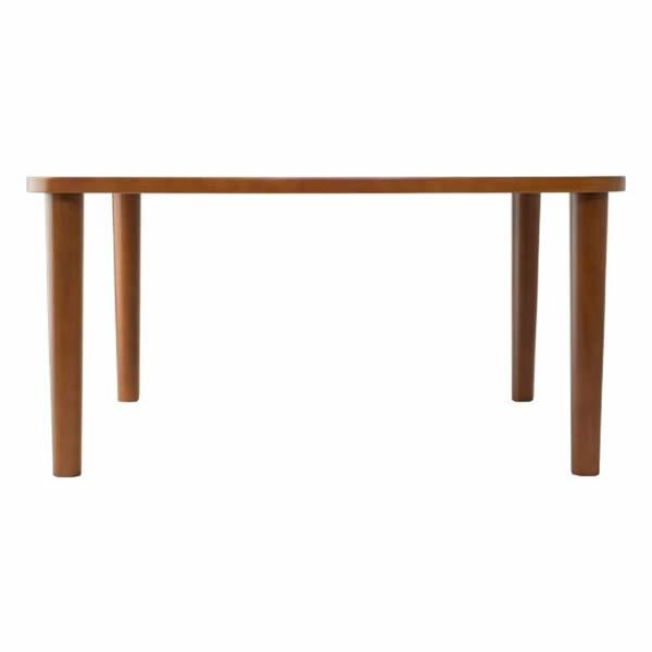 無限工房 テーブル ロータイプ(ナチュラル・ダークブラウン)