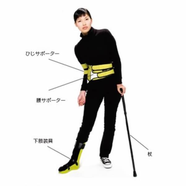 ニチイ 擬似体験セット「まなび体」(片マヒ用)Mサイズ 12378