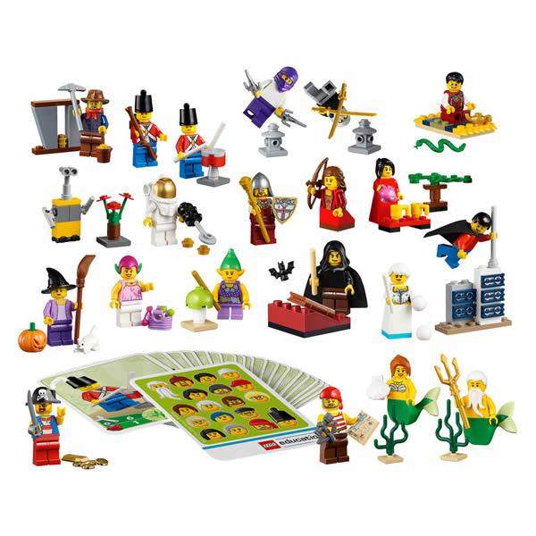 LEGO レゴ 絵本の人形セット 45023 【国内正規品】