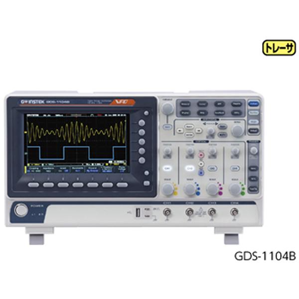 デジタルストレージ オシロスコープ GDS-1104B