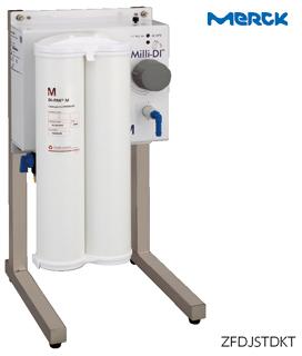 イオン交換水製造カートリッジ Milli-DI ZFDJ000KT