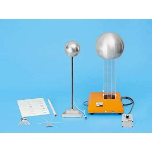 静電高圧発生装置 雷神 セット