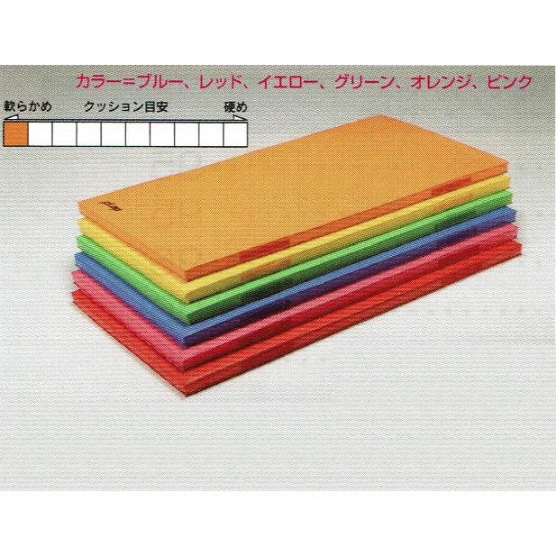 ターポ軽量 カラーマット FS スベラーズ型 イエロー 黄 1枚物