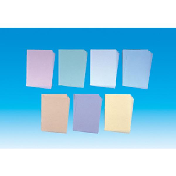 リサイクル可能なPPC用紙 500枚×8冊セット ニュースタクリン 無塵紙 スーパーセール期間限定 PPC用紙 ブルー 人気上昇中 A5