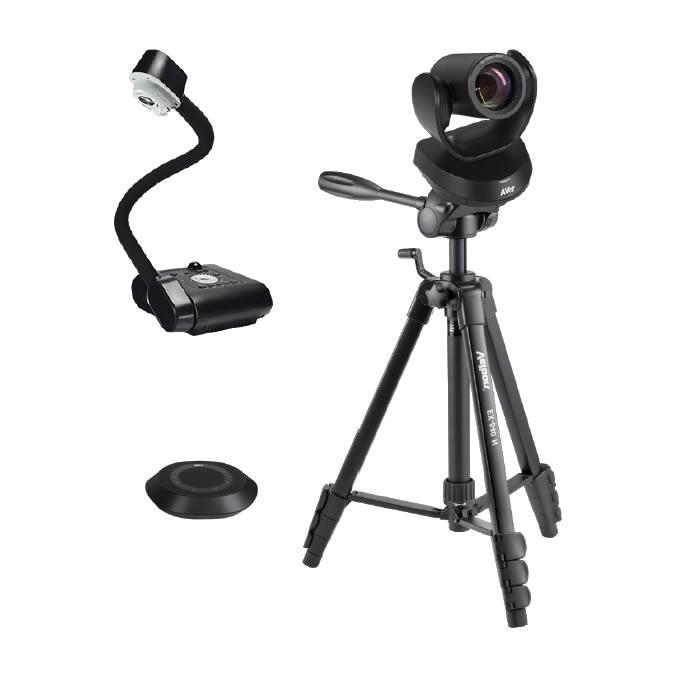 教材提示装置 書画カメラ PTZ リモートカメラシステム RC5