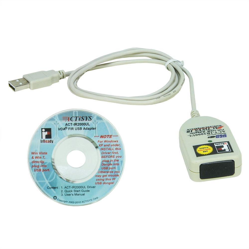 ZOLL AED Plus用【USB赤外線PCアダプター】