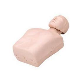 JAMY-P ソフトケース付 【ウェアー無し】 心肺蘇生 CPR 教育・訓練用 簡易模擬人体モデル