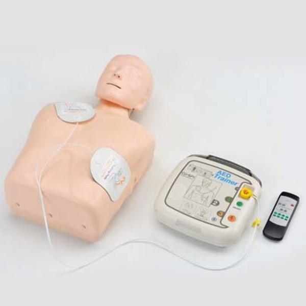 JAMY-P AEDトレーナーセット CU-SPT 心肺蘇生訓練用