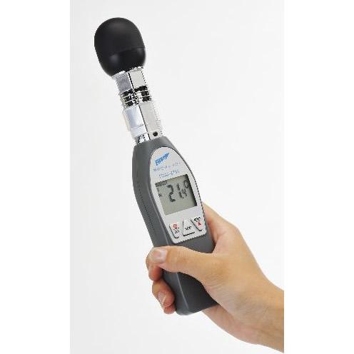 熱中症チェッカー FUSO-8758 WBGT値測定 熱中症対策
