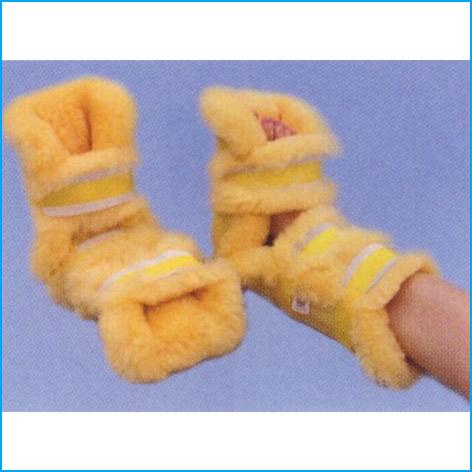 NR尖足防止プロテクター 両足(2ヶ1組) ナーシングラッグ NR-13 床ずれ予防 ウィズ製