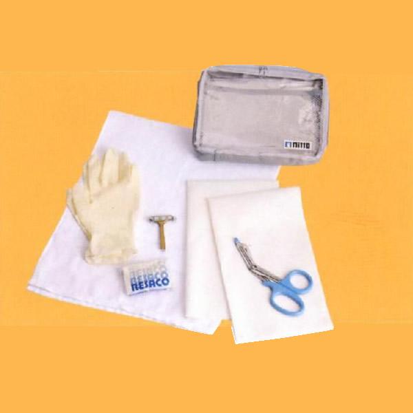 価格 交渉 送料無料 AED使用時に必要なものを厳選してセットにしました AED CPR 4322-101 レスキューセット 現金特価