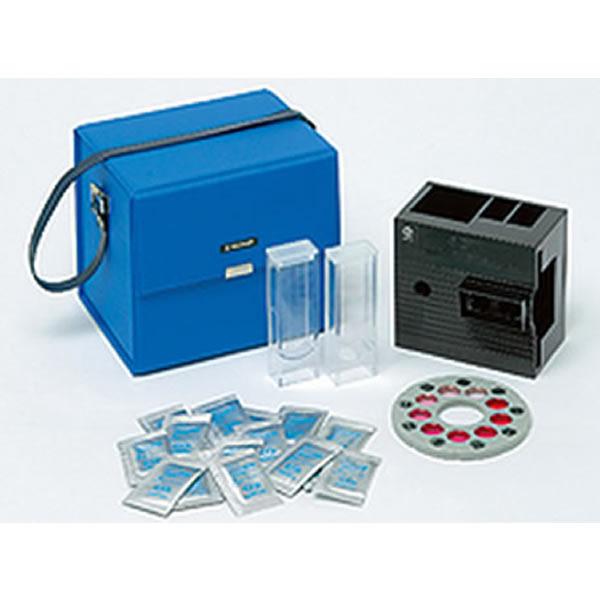 DPD法飲料水用残留塩素測定器(粉末試薬用)