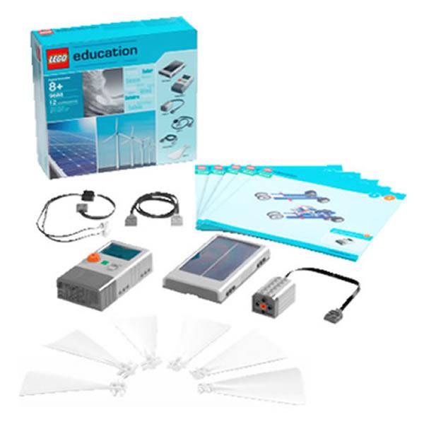 LEGO レゴ エネルギーセット 9688 ※注)学生/教育機関向け限定販売条件付 ロボティクス e31-7663
