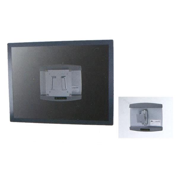 フラットディスプレイ取付具 オーロラ 壁面ハンガー 小型用 LW-23