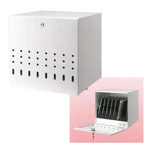 一括充電 同期ができる集合スタンド タブレットチャージャー キャビネットタイプ TCS-8C