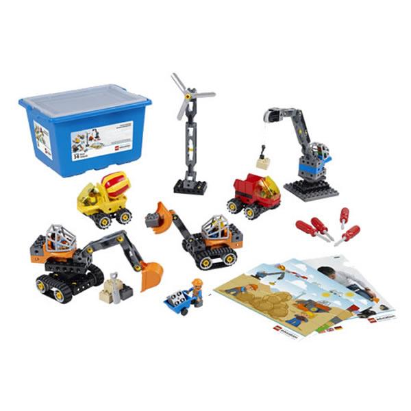 LEGO レゴ duplo デュプロ 楽しいテックマシーンセット 45002 V95-5257