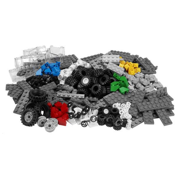 LEGO レゴ バラエティ車輪セット 9387 【国内正規品】V95-5909