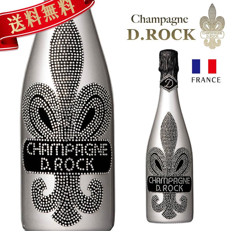 シャンパン ディーロック BLANC DE BLANCS 750ml シャンパン DROCK スパークリングワイン ディーロック 発泡酒 シャンパン シャンパーニュ 洋酒 母の日 父の日 ギフト プレゼント 内祝い 結婚祝い 誕生日 新築祝い PierreGarden