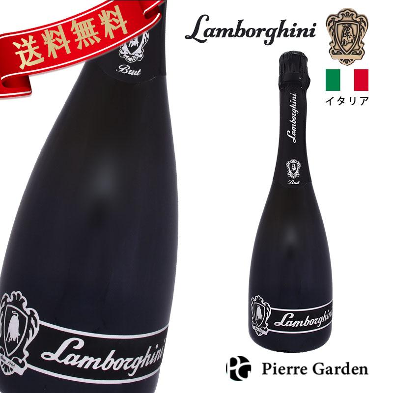 ランボルギーニ シャンパン ブリュット ヴィーノ スプマンテ 750ml Lamborghini Brut Vino Spumante 発泡酒 シャンパン シャンパーニュ 洋酒 母の日 父の日 ギフト プレゼント 内祝い 結婚祝い 誕生日 新築祝い PierreGarden