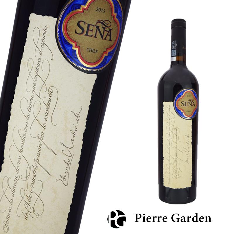 セーニャ (2015) 750ml 13.5度 赤 ワイン 辛口 ボトル Sena (2015) お酒 洋酒 母の日 父の日 ギフト プレゼント 内祝い 結婚祝い 誕生日 新築祝い PierreGarden