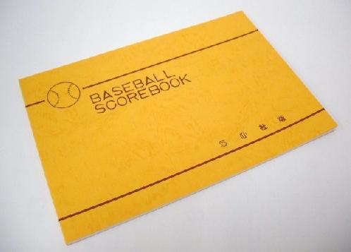 シーズン時の必需品 捧呈 レターパックライト配送での日本国内送料無料 即日出荷可 SO社 エスオー社 野球スコアブック 普及版 16試合分表紙サイズ 横 期間限定特価品 x 縦 26.5 大学野球 cm ジュニア軟式野球 18.3 草野球 中学軟式野球 ベースボール スコアブック BASEBALL 記入法説明つき高校野球