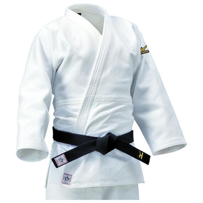【MIZUNO】柔道着 柔道衣 柔道全柔連 IJF新規格基準モデル柔道衣-優勝-上衣Judo