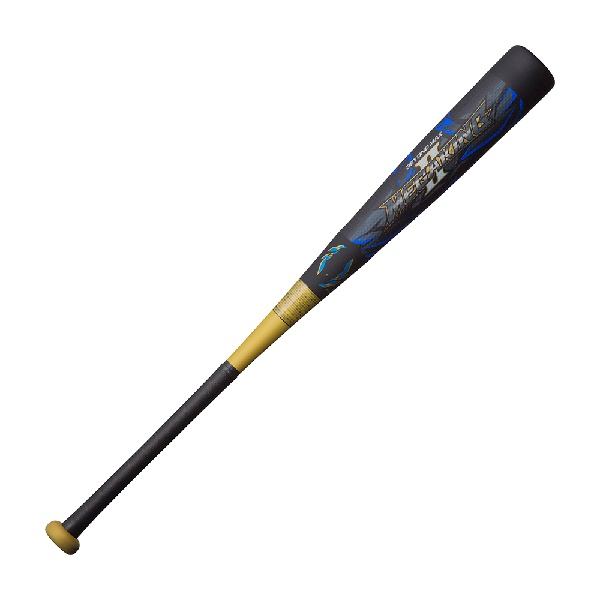 【Mizuno~ミズノ】野球少年軟式用バットBEYONDMAX MEGAKING2/FRP製【ビヨンドマックス メガキング2(FRP製)】<ブラック×ゴールド><80cm/平均590g/ミドルバランス>