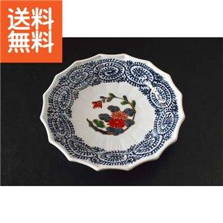 【生活応援セール】【送料無料】|有田焼 古伊万里様式見込菊 八寸皿|〈TG06-05〉【60s】(bo) プレゼント
