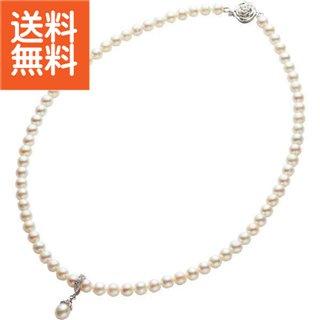 【生活応援セール】【送料無料】|淡水真珠デザインネックレス|〈BFNー1853〉【60s】(bo) 内祝い お返し プレゼント 自家消費