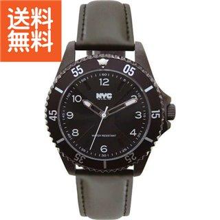 日本製 【送料無料 ギフト】NYC メンズ腕時計〈NYCG‐011〉(bo) 内祝い 内祝い お返し プレゼント プレゼント 自家消費【60s】 ギフト ランキング, バナナ ビーチ:15714837 --- business.personalco5.dominiotemporario.com