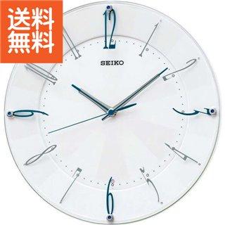 【送料無料】|セイコー 電波掛時計|〈KX214W〉【100s】内祝い お返し プレゼント 贈り物 プレゼント 入学 入園 内祝い ランキング(ae)