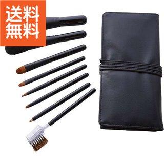 【生活応援セール】【送料無料】|熊野化粧筆セット 筆の心 ブラシ専用ケース付|〈KFiーK258〉【60s】(bo) 内祝い お返し プレゼント 自家消費